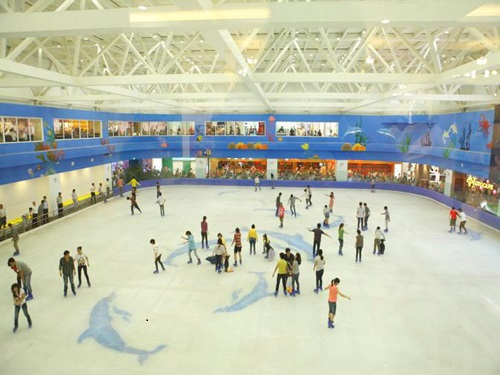 khu vui chơi dành cho trẻ em ở hà nội