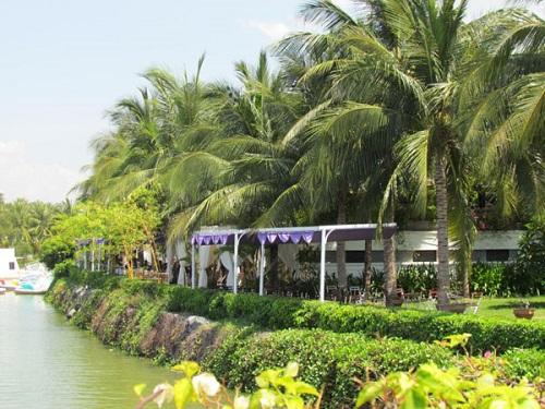Champa Garden