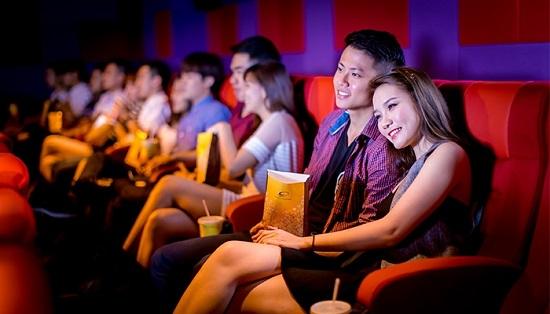 rạp chiếu phim